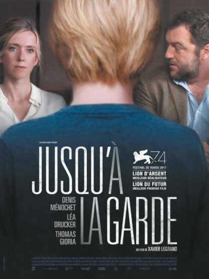 "Affiche du film ""Jusqu'à la garde"""