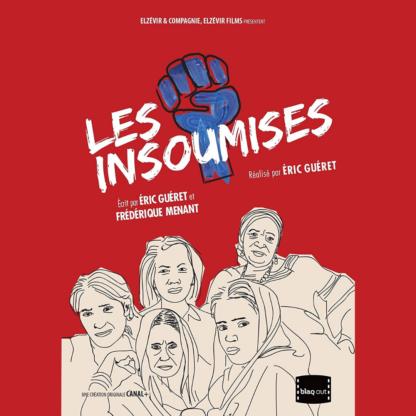 """Affiche du film """"Les Insoumises"""""""